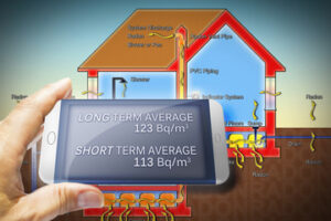 how to test your home for radon